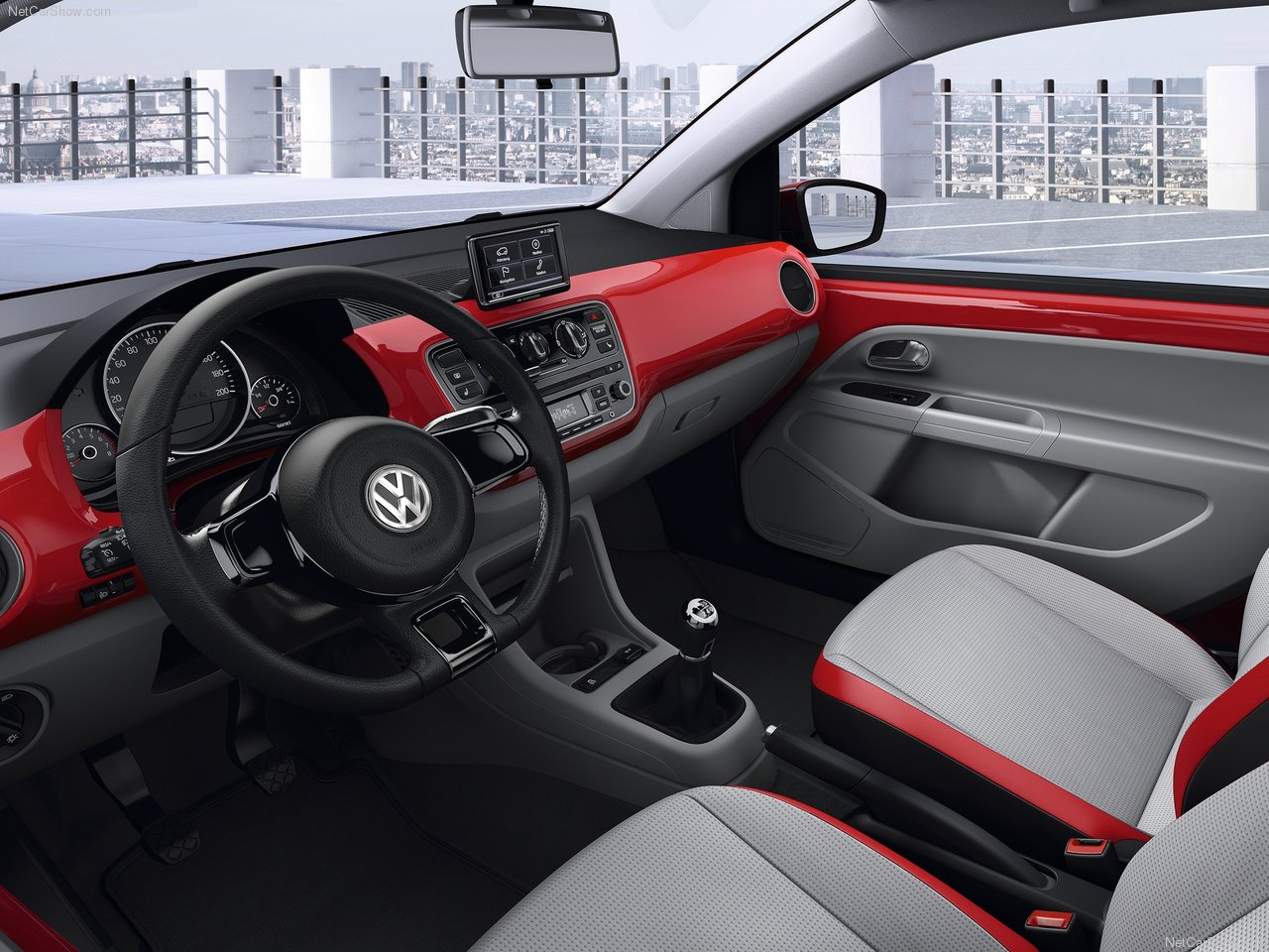 VW UP! (GT)