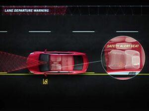 Система безопасности Safety Alert Seat от Cadillac