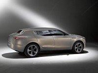 Aston Martin Lagonda (вид сбоку)