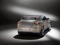 Aston Martin Lagonda (вид сзади)