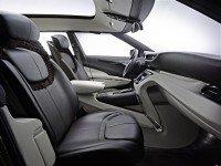 Интерьер Aston Martin Lagonda