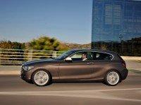 BMW 1 Series (вид сбоку)