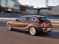 BMW 1 Series (вид сзади)