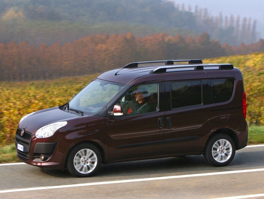 Fiat Doblo - Фото 26879 : Фо…