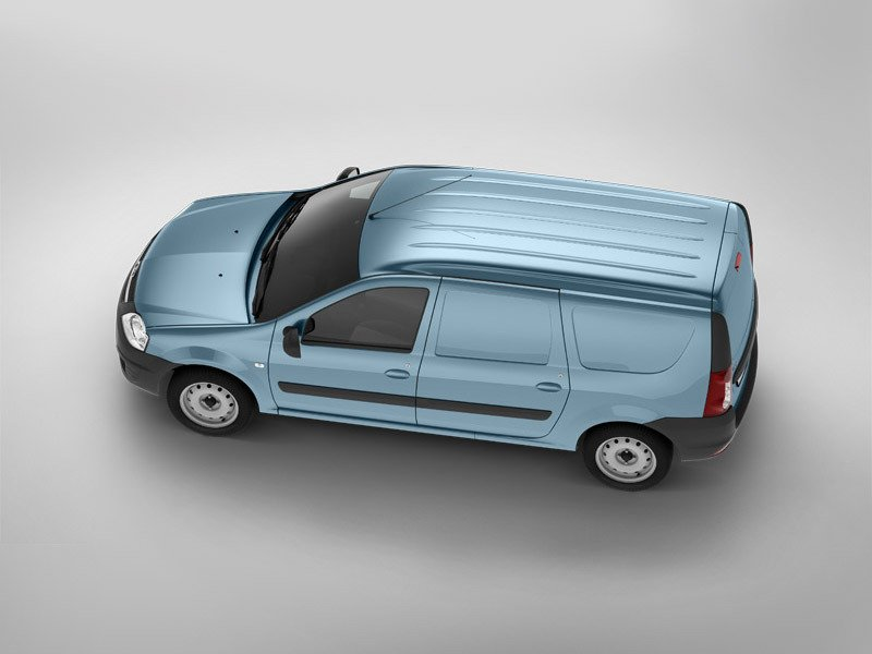 Lada Largus в кузове фургон …