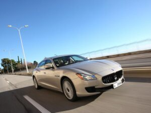 Maserati Quattroporte. Фото Maserati