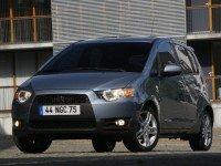 2009 Mitsubishi Colt текущего поколения