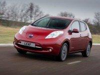 2014 Nissan Leaf