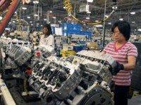 Производство запчастей GM в Локпорте