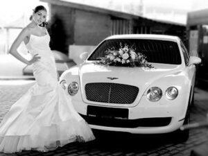 Бентли заказать на свадьбу