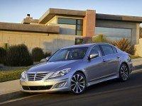 Hyundai Genesis текущего поколения