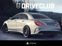Скриншот из игры Driveclub с Mercedes Benz CLA 45 AMG