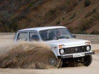 Внедорожник Lada 4x4 будет доступен с более мощным двигателем