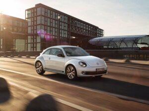Эксперты назвали количество Volkswagen «Жук» в России