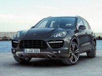 Porsche Cayenne текущего поколения
