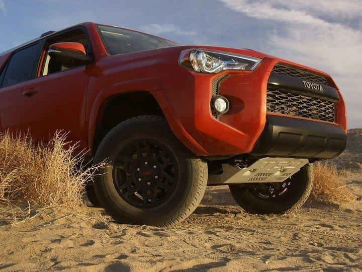 Toyota 4Runner. Фото Toyota