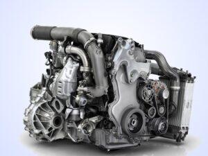 Дизельный твин-турбо двигатель Renault