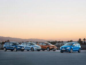 Четыре новые версии Volkswagen Polo