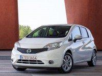 2014 Nissan Note (новое поколение)