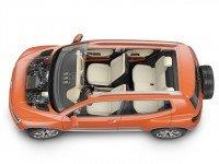 Компоновка Volkswagen Taigun Concept