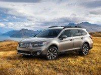 2015 Subaru Outback (версия для США)