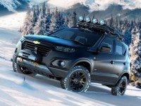 2015 Chevrolet Niva Concept