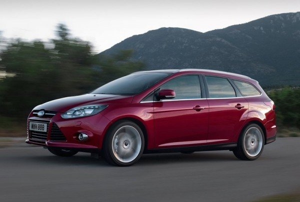 2011 Ford Focus Estate