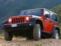 Jeep Wrangler текущего поколения