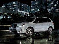 Subaru Forester tS STI