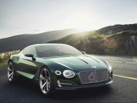 Концепт Bentley EXP10 Speed 6
