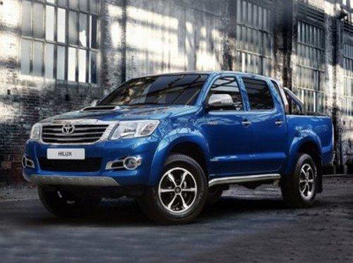 Toyota Hilux. Фото Toyota