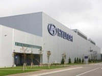 Завод Hyundai Motor в Санкт-Петербурге