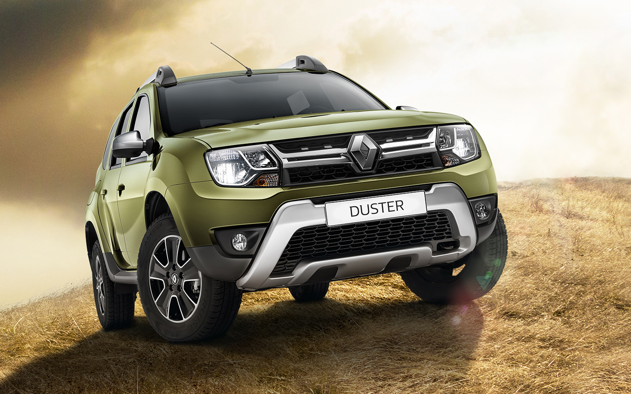 Renault Duster. Фото Renault