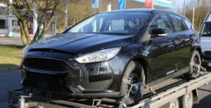 Мул Ford Focus 2018. Фото motor1
