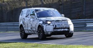 Land Rover Discovery. Фото autocar