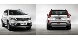 Geely Emgrand X7/X6