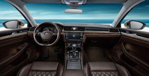 Салон Volkswagen Phideon