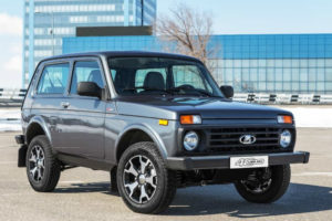 АвтоВАЗ решил проблему некачественной покраски Lada 4x4