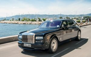 Rolls-Royce Phantom. Фото Rolls-Royce