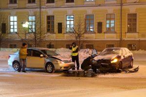 Составлен рейтинг самых аварийных марок автомобилей в Москве