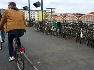 43 процента водителей в России готовы пересесть на велосипед