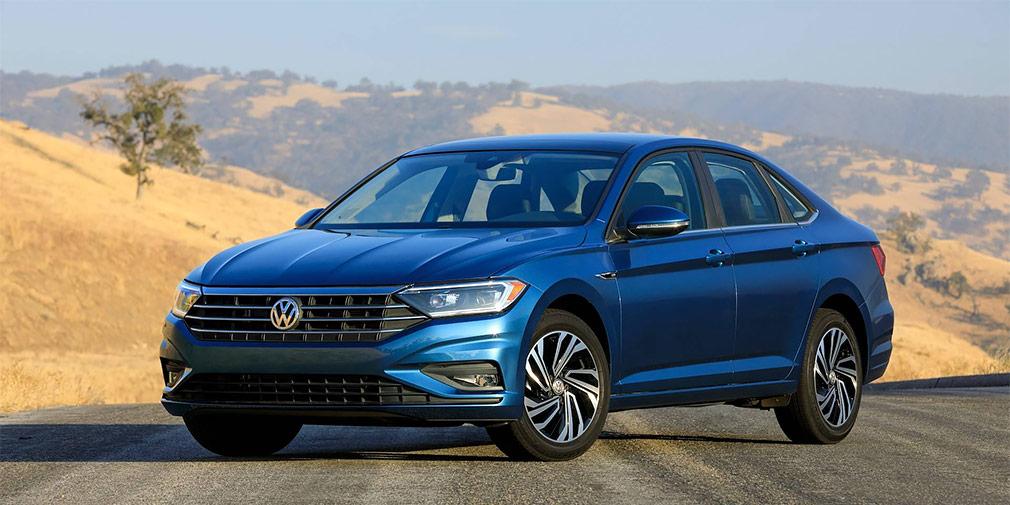 Новая Volkswagen Jetta