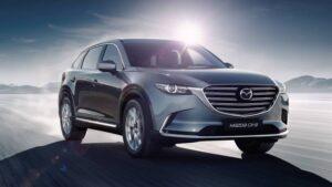 Mazda отзывает в России 206 кроссоверов Mazda CX-9