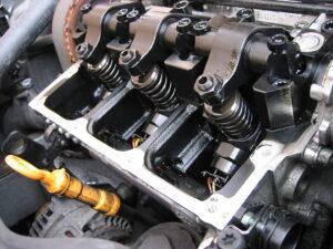 Дизельный двигатель. Фото Hans Haase