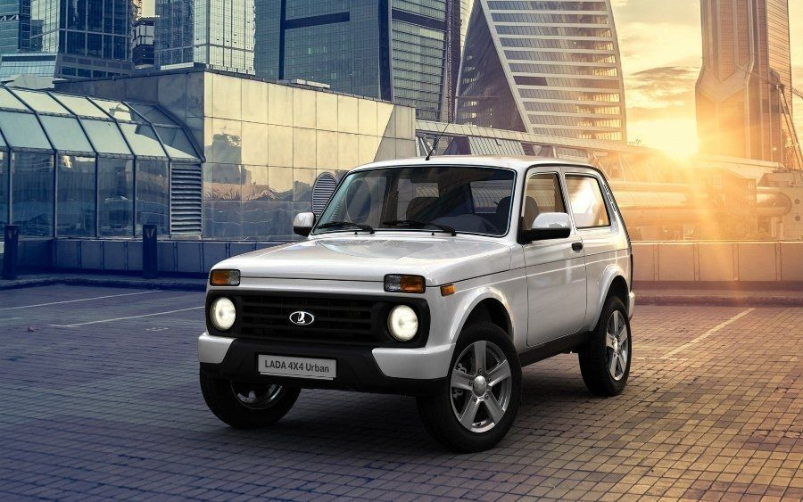 Lada 4x4 Urban. Фото АвтоВАЗ