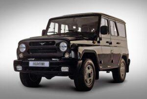 УАЗ «Хантер» получил упрощённую версию с китайской КПП