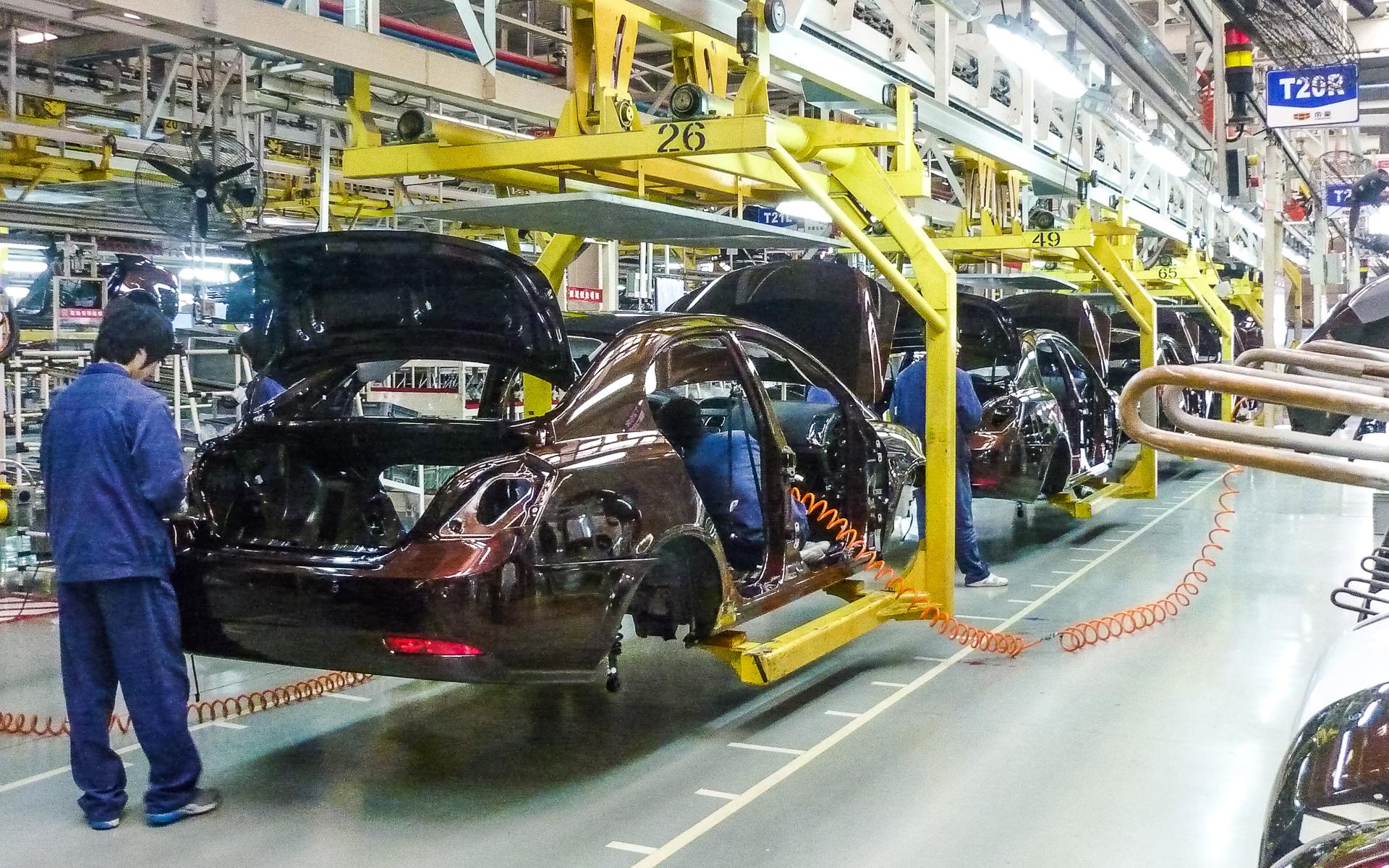 Китайская автомобильная промышленность: от ширпотреба к мировому качеству