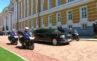 Лимузин проекта «Кортеж». Фото кадр из трансляции инаугурации президента России Владимира Путина
