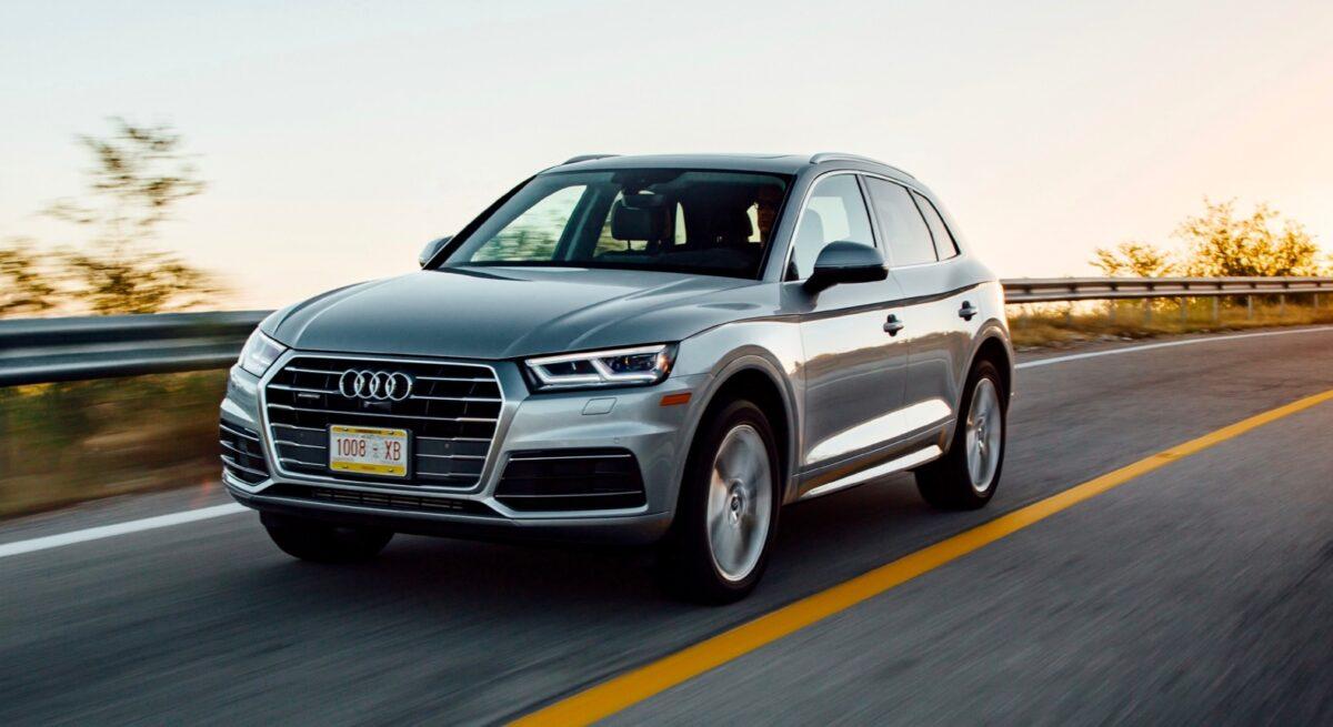 Audi Q5. Фото Audi