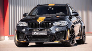 BMW X6 M Typhoon от G Power